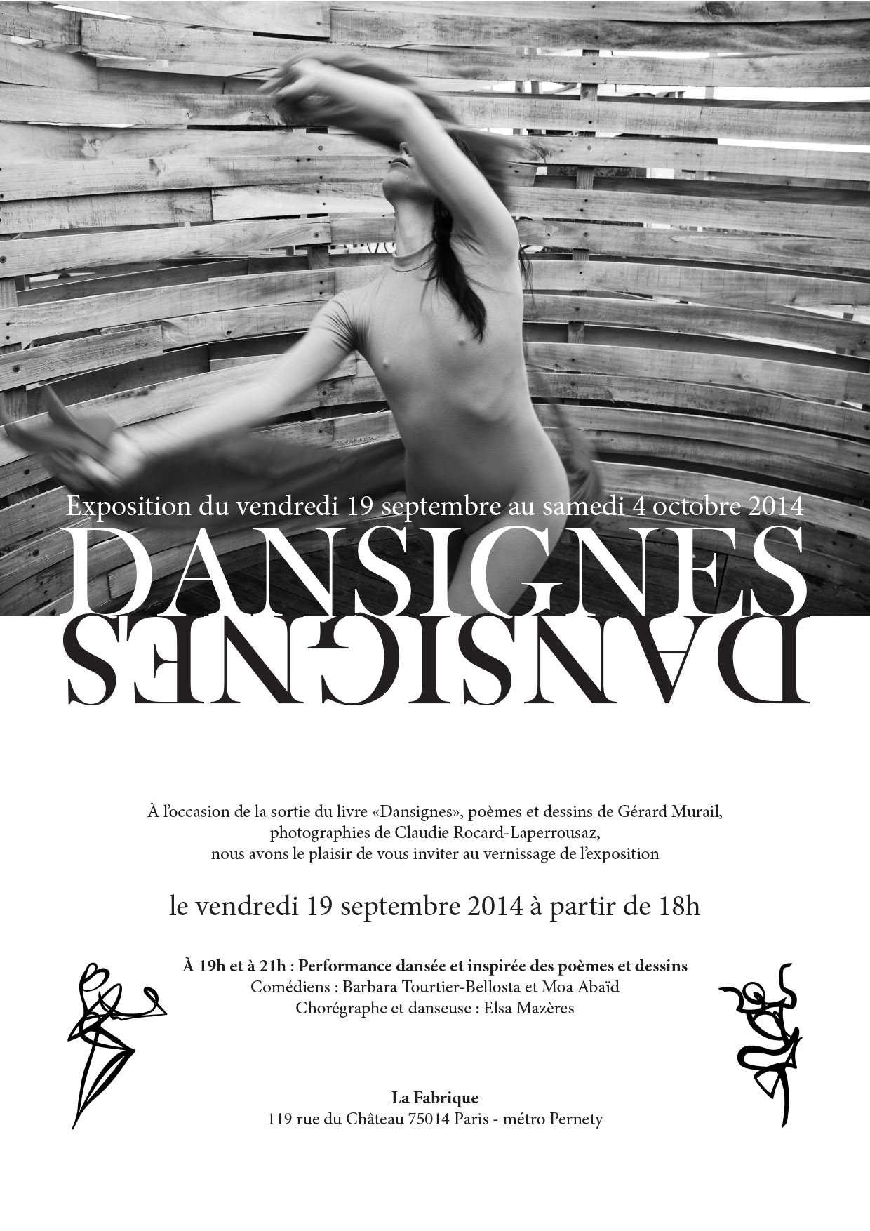 Vernissage de Dansignes